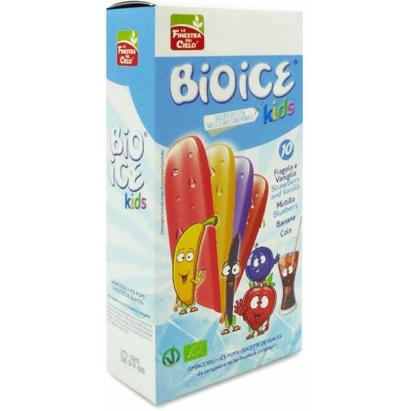 Inghetata BIO ICE KIDS 400ml