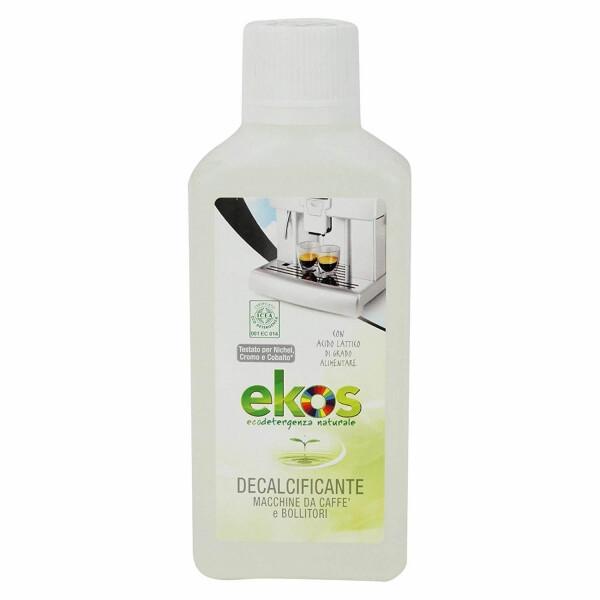 Solutie decalcifianta ECO pentru aparate de cafea si fierbatoare Ekos 250ml