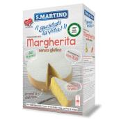Mix pentru prăjitura Margherita fără gluten, S.Martino, 435g