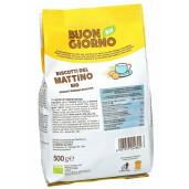 Biscuiti BuongiornoBio de dimineata (fara ulei de palmier) 500g
