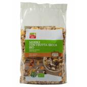 Musli bio cu fructe uscate (produs vegan) 375g