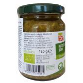 Pesto vegetal bio 120g