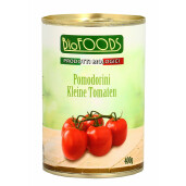 Rosii cherry bio, Biofoods 400g