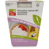 Preparat pentru alternativa la frisca vegetala (vegan, fara gluten) 130g