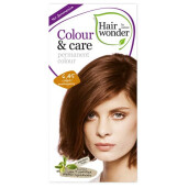 Vopsea permanenta fara amoniac Colour & Care - 6.45 Cooper Mahogany