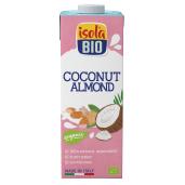 Bautura bio din nuca de cocos si migdale Isola Bio 1L (fara gluten)