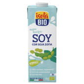 Bautura bio din soia Isola Bio 1L (fara gluten, fara lactoza)