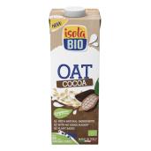 Băutură Bio din ovaz si cacao, Isola Bio, 1l