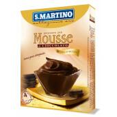 Preparat pentru Mousse de ciocolata fără gluten, fără coacere (4 portii), S.Martino, 115g