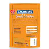 Zahar granulat pentru decor, fara gluten, S.Martino 125g